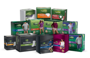 photograph relating to Depends Printable Coupons called Depend® Discount coupons For Males Women of all ages 2019
