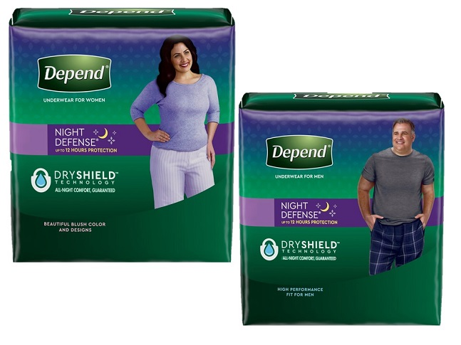 image about Depends Coupons Printable named Depend® Coupon codes For Males Girls 2019