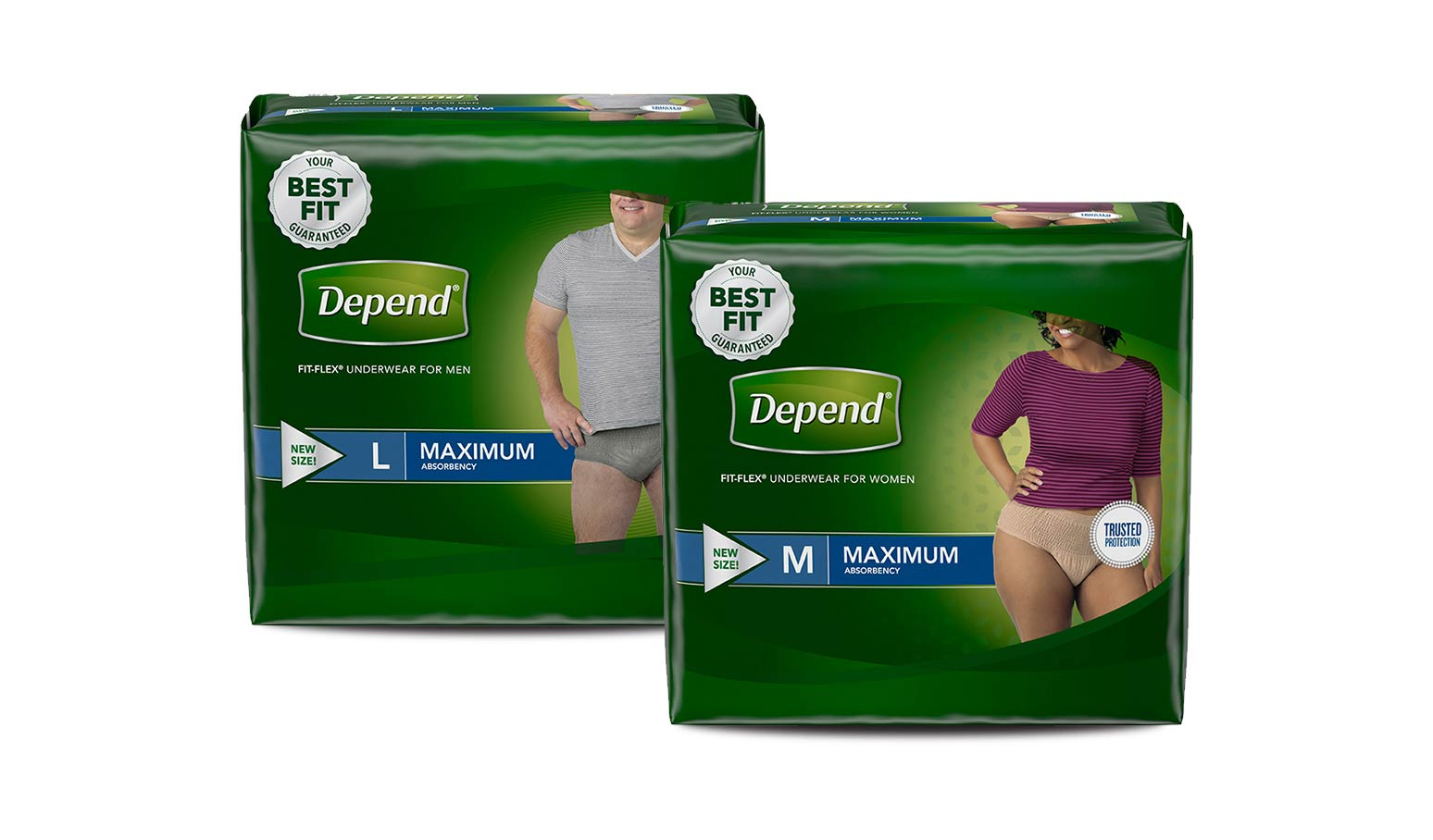 Depend 174 Coupons For Men Amp Women 2018