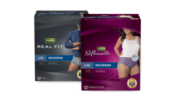 graphic about Depends Coupons Printable identified as Depend® Discount coupons For Adult men Females 2019