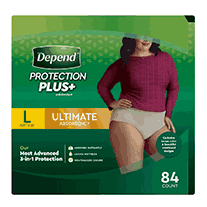 Protection Plus for women Size Large