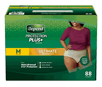 Protection Plus for women Size Mediam