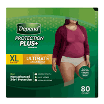 Protection Plus for women Size XL
