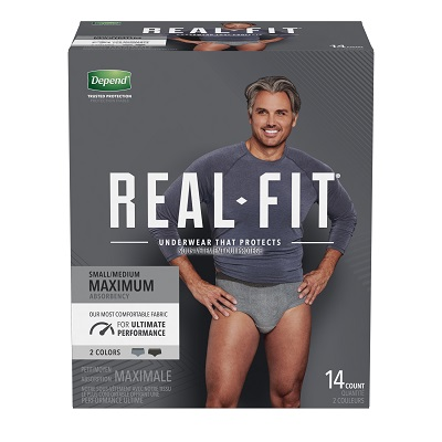 Real Fit Briefs for Men Package Image